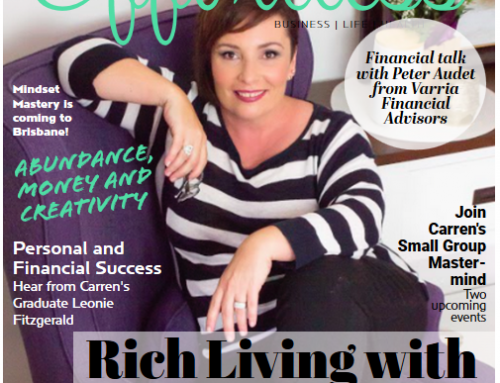 Business | Life | Wealth – Get a Competitive Edge and Master Your Personal and Financial Success, Leonie Fitzgerald