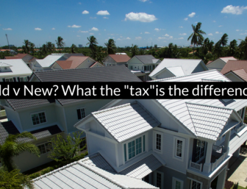 Old v New – What The 'Tax' Is The Difference?